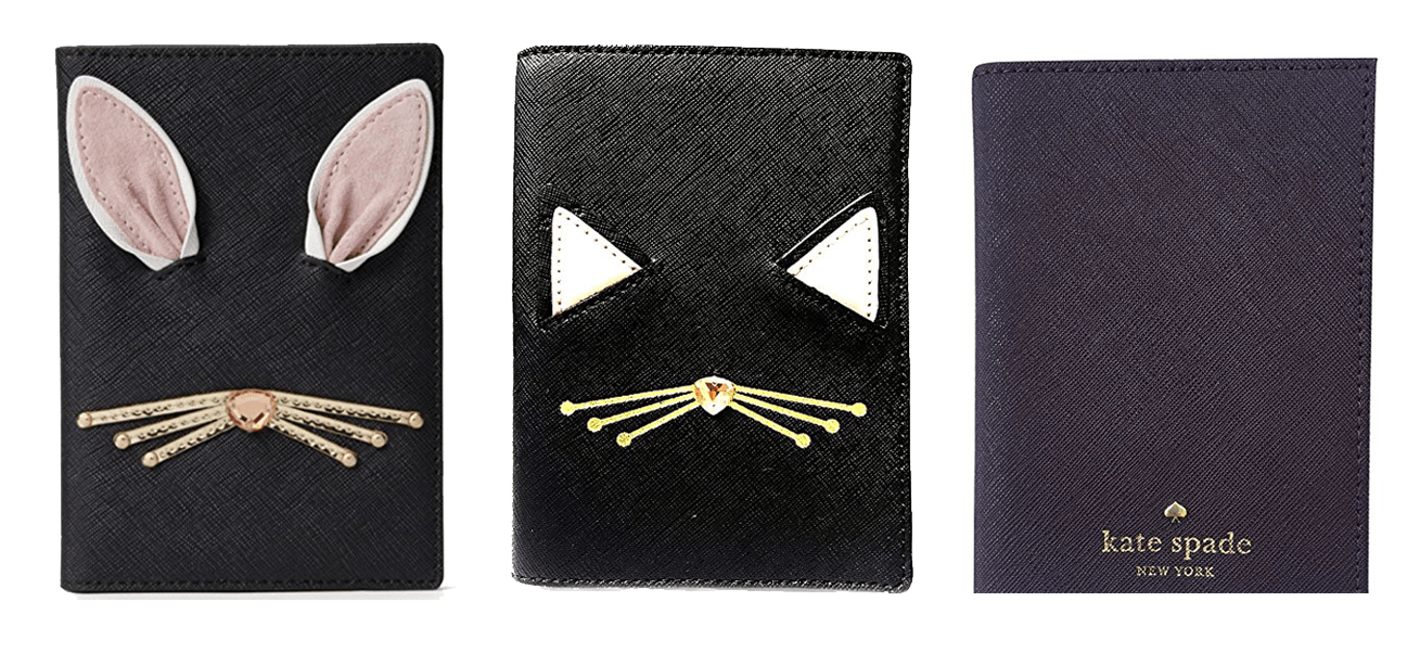 Us Passport Cover Cute Graphical Cat Face Hand Draw Stylish Pu Leather Travel Accessories Passport Cases For Kids For Women Men