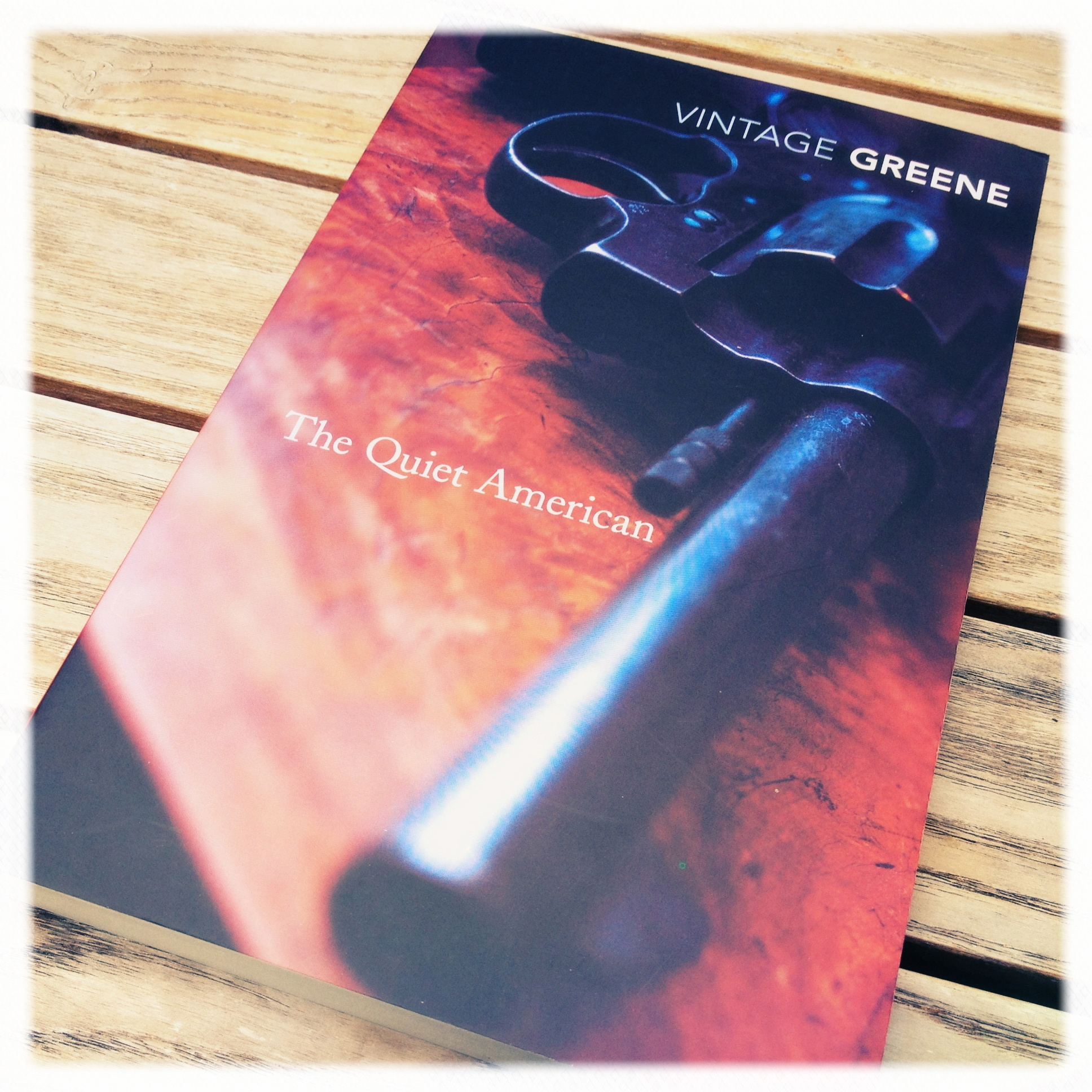 Greene For Gran Review: The Quiet American by Graham Greene