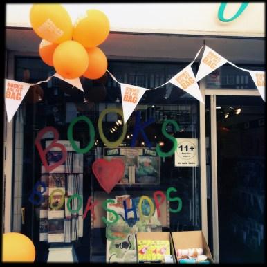 Books Love Bookshops