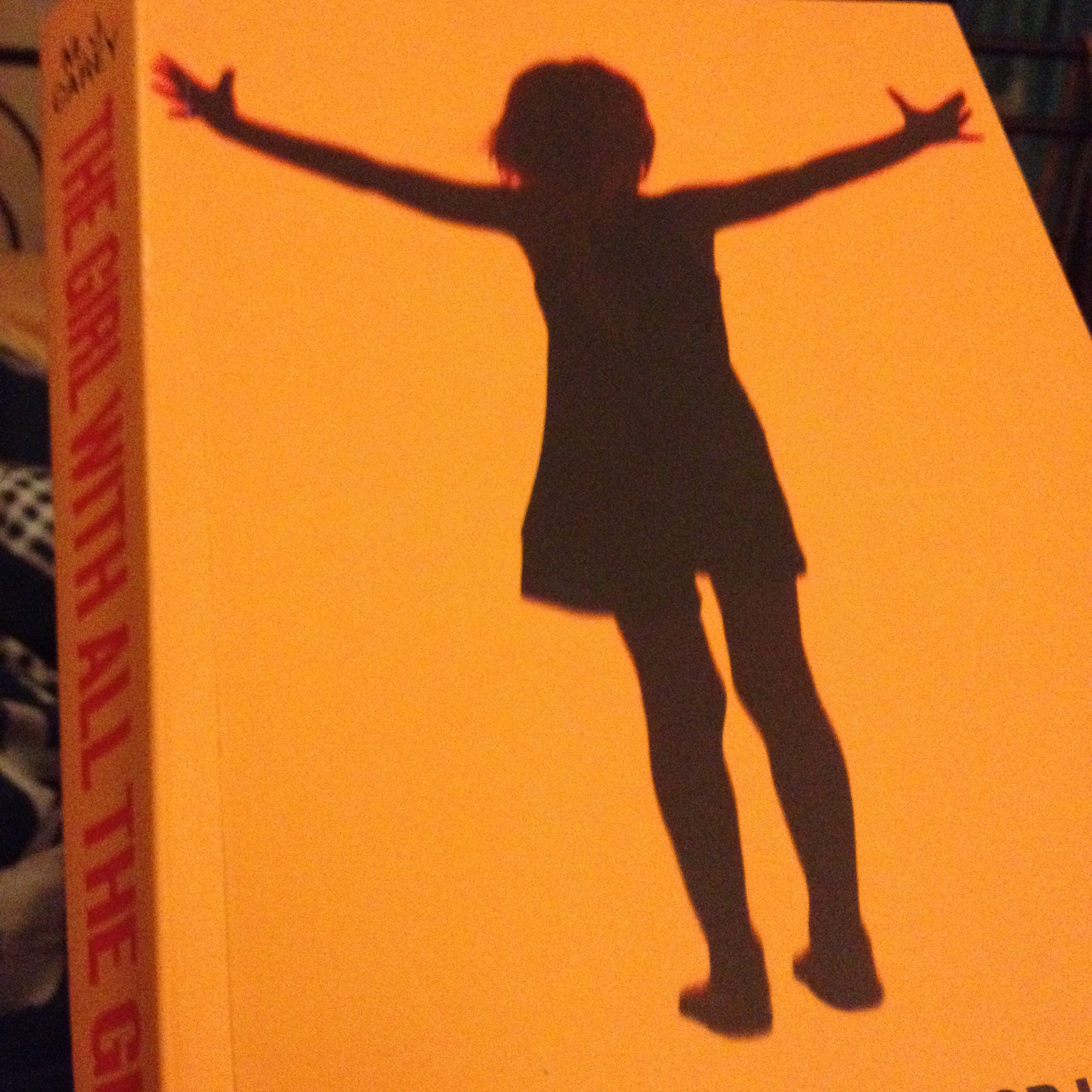 Review: The Girl With All The Gifts by M J Carey