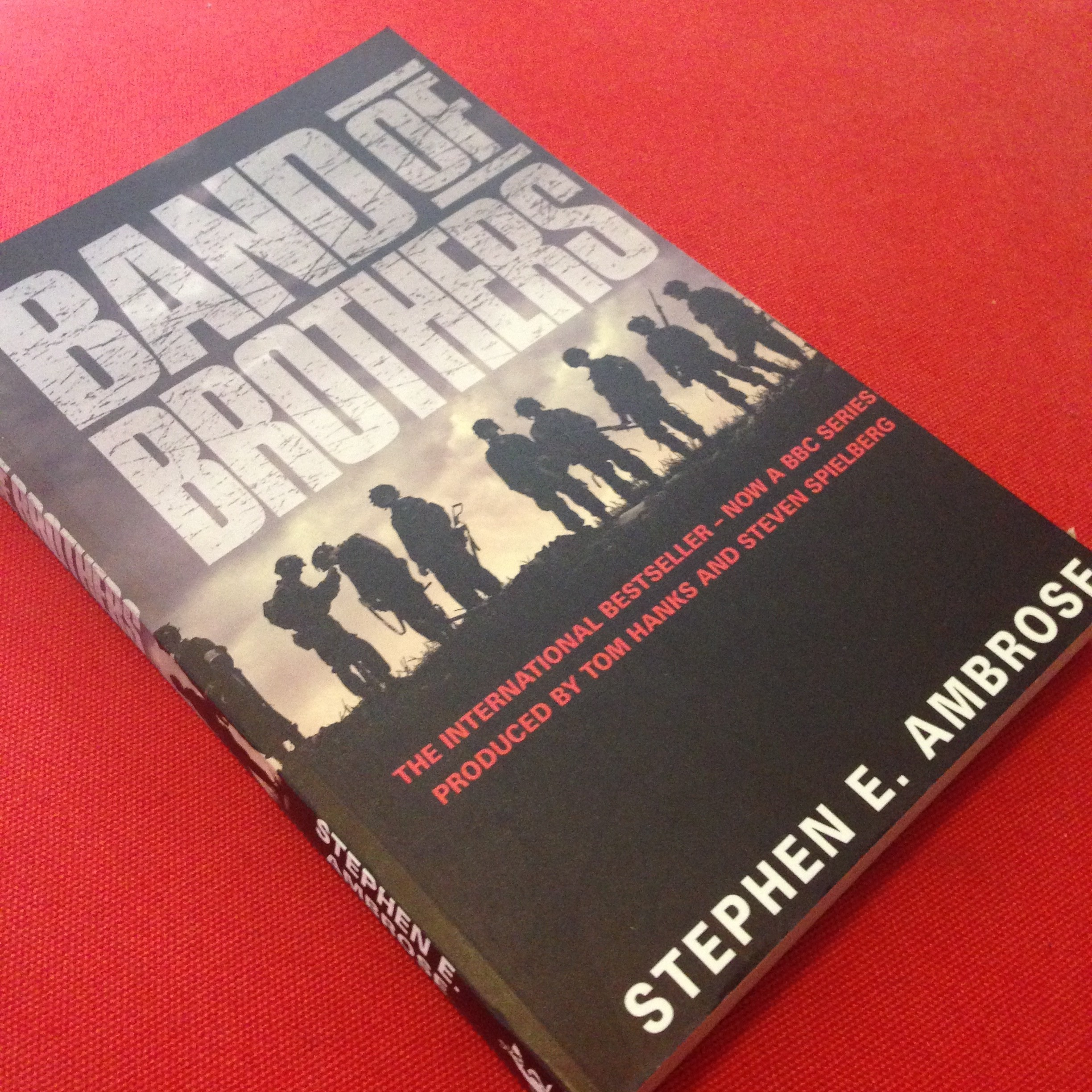 Forgot I owned: Band of Brothers and Tom-All-Alone's #bookaday