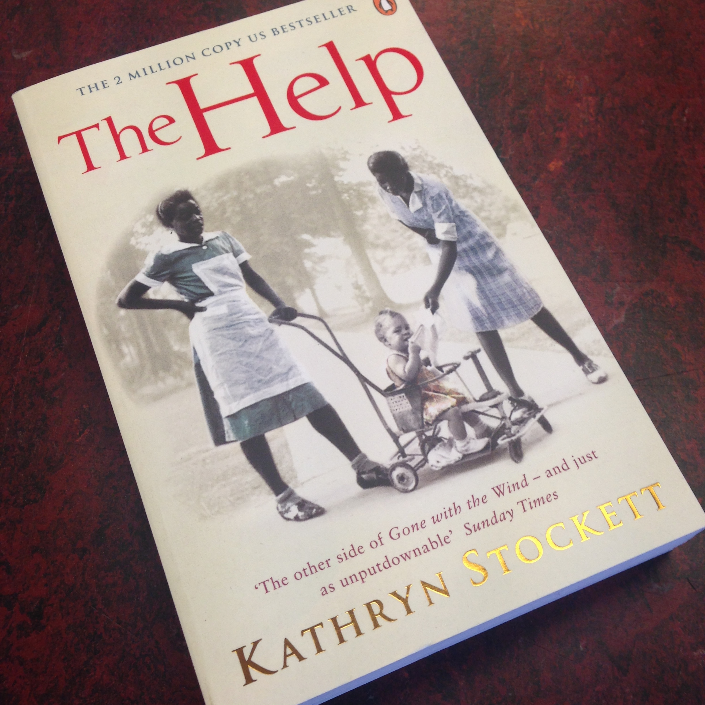 Most Chocolatey novel: The Help and Like Water for Chocolate #bookadayUK