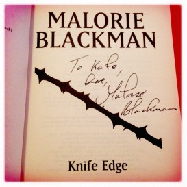 Knife Edge - Malorie Blackman