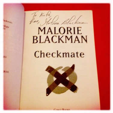 Checkmate - Malorie Blackman