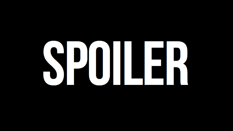 Podcast: Spoilers!