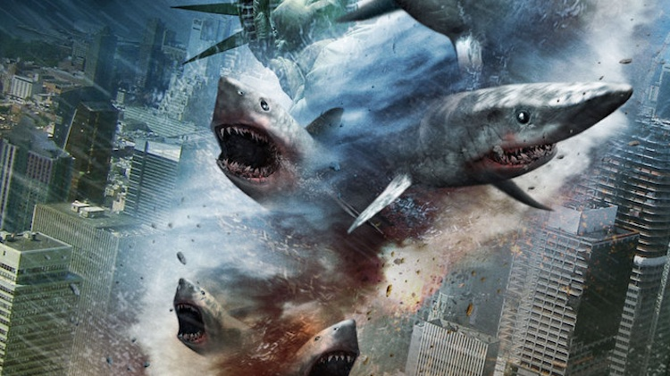Really Bad Film Podcast: Sharknado 2 - The Second One