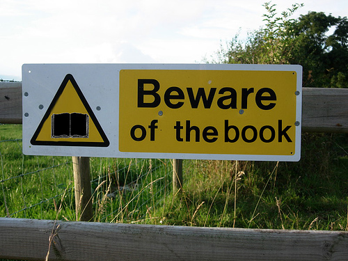 What to do when you are given a 'Bad Book'