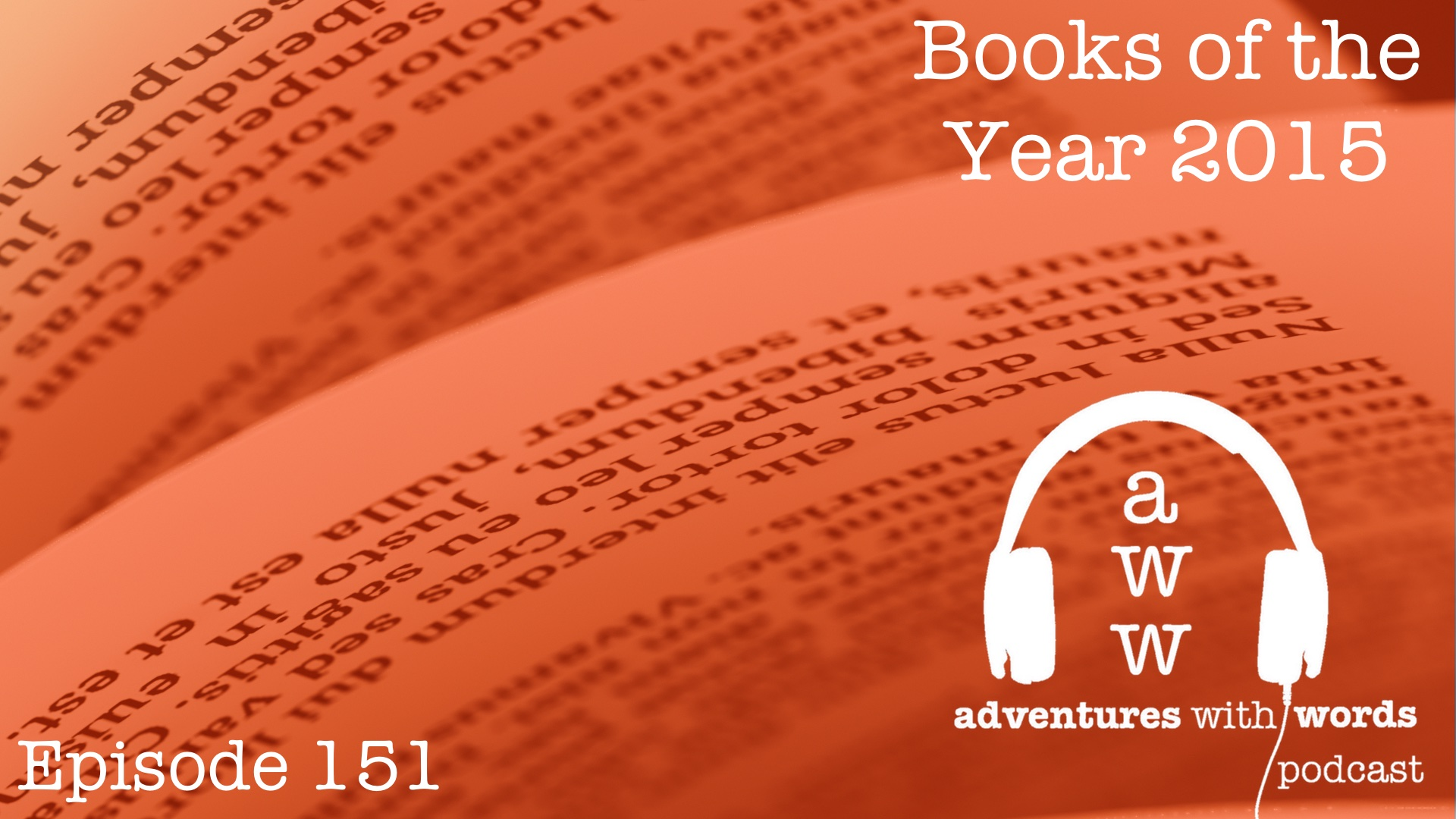 Podcast: Books of the Year 2015