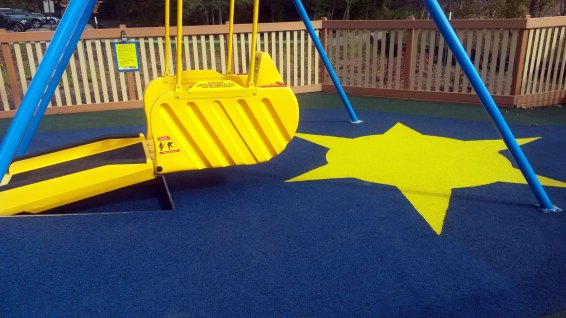 Handicap Accessible Playground Surface Installers | adventureTURF