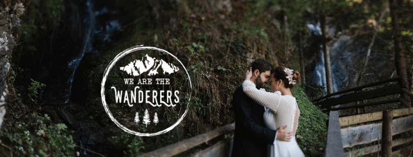 We are the wanderers adventure wedding blog