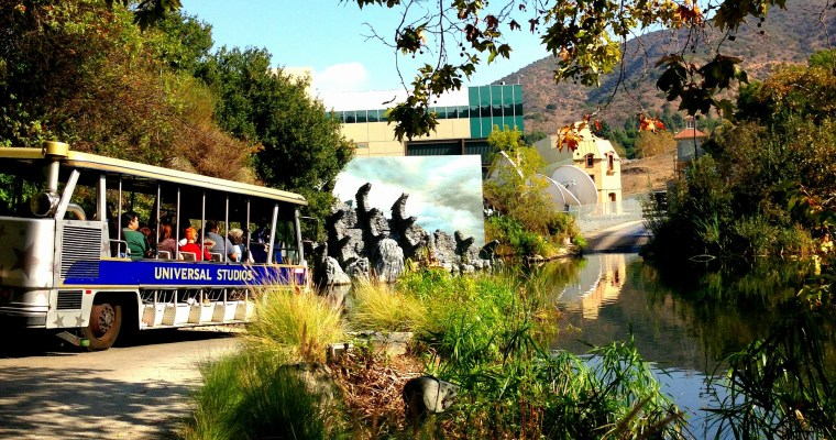 A Tram-tastic Day at Universal Studios Hollywood