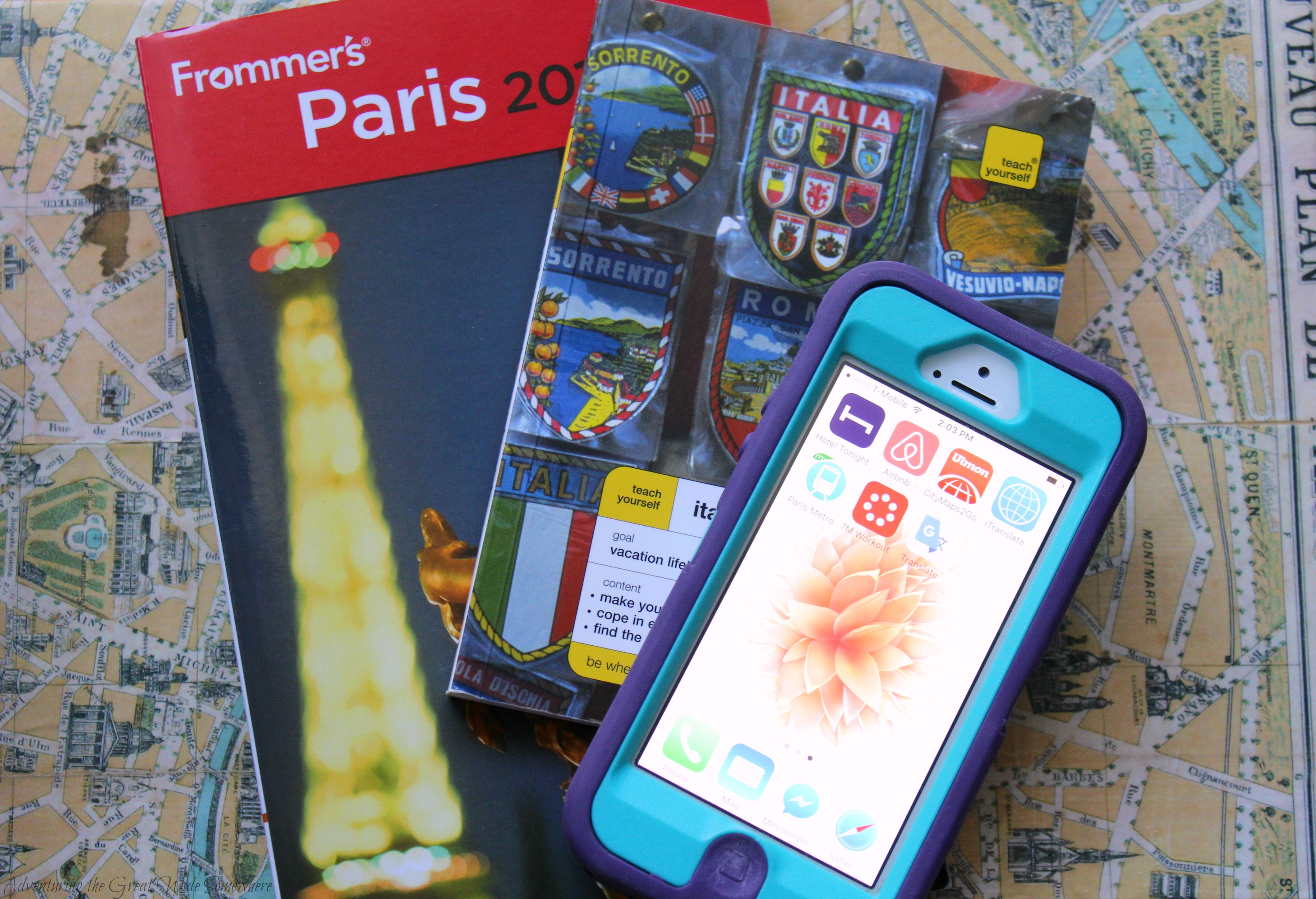 Travel Planning 101: All the Small Things