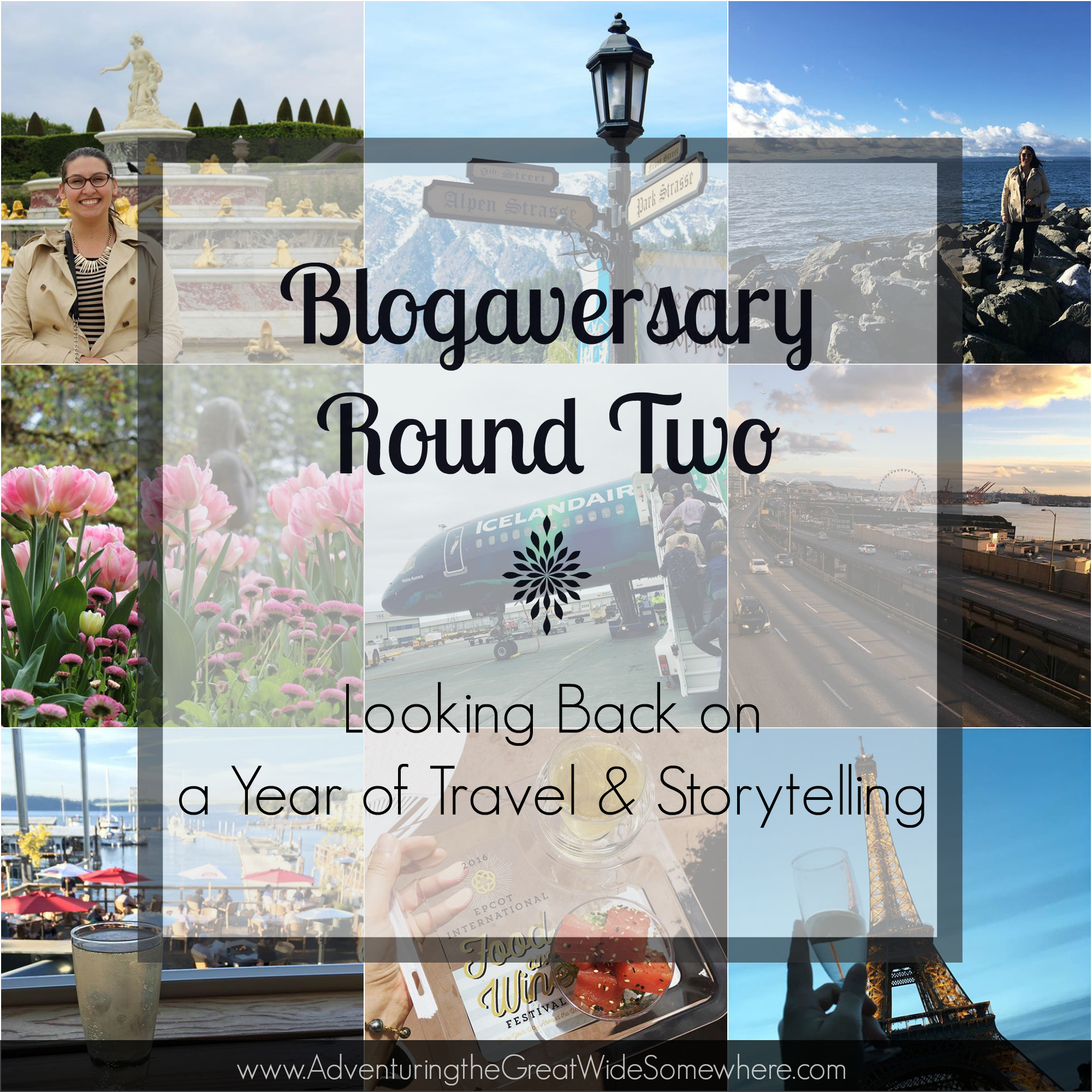 Blogaversary Round Two: Looking Back on a Year of Travel & Storytelling