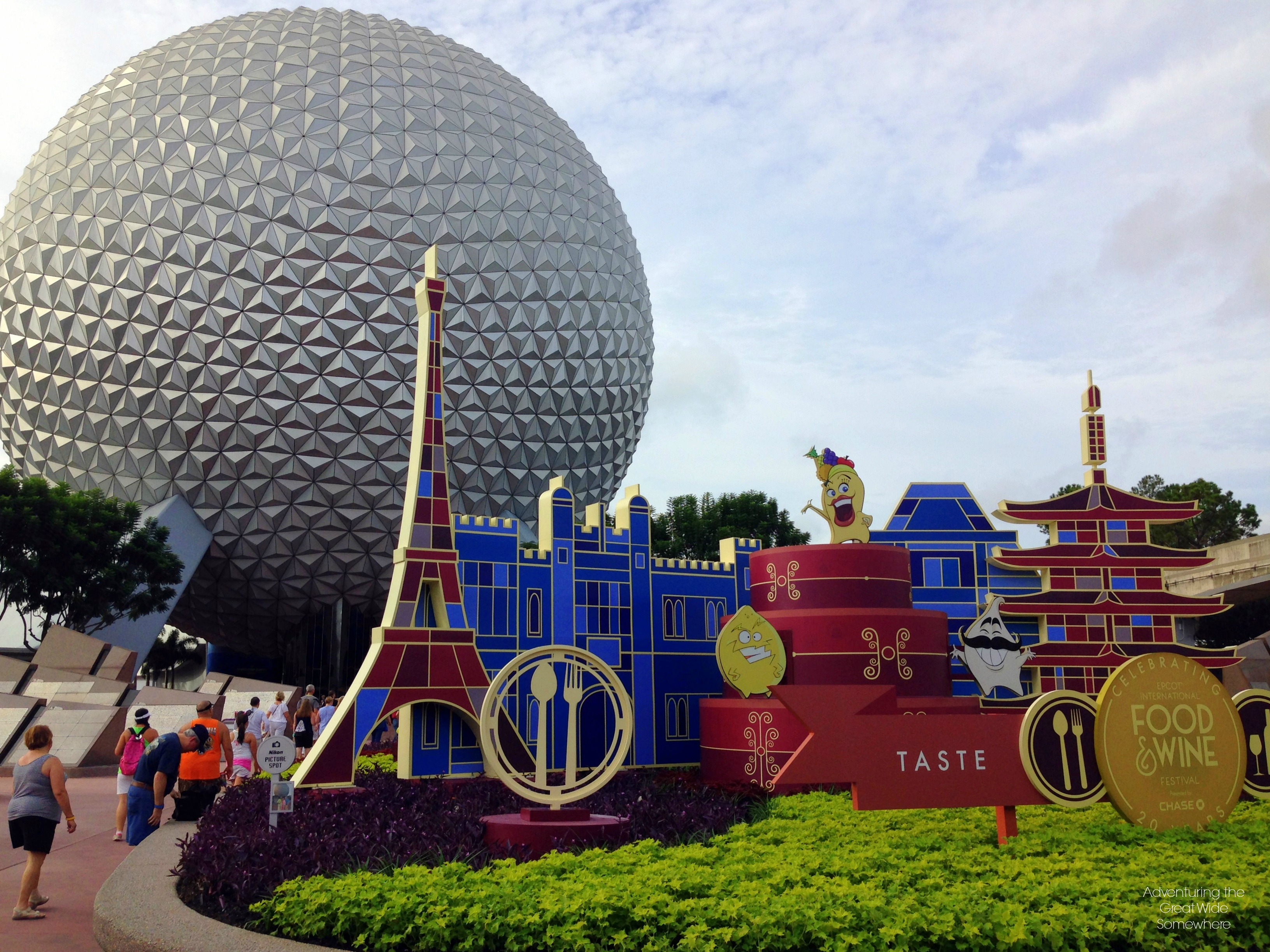 Taste the World at the 2015 Epcot International Food & Wine Festival