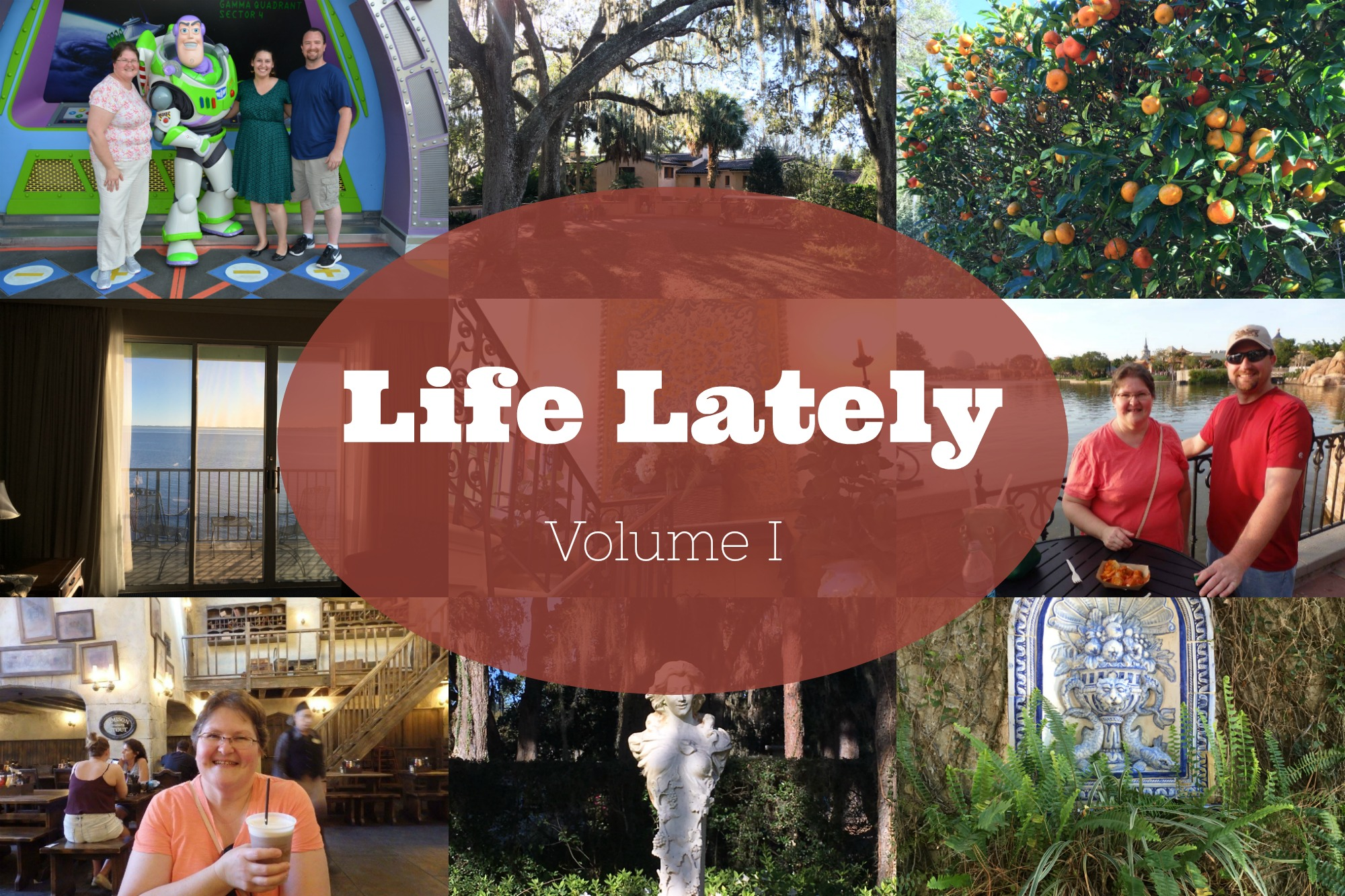 Life Lately : Volume I