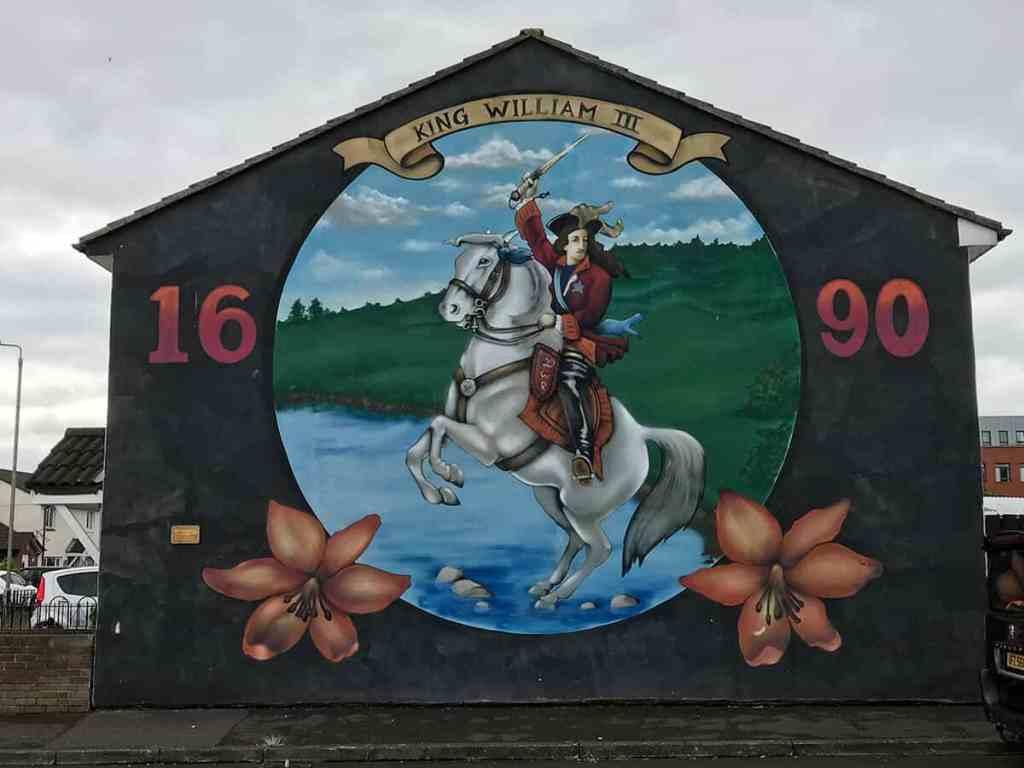 Τοιχογραφίες Μπέλφαστ - Belfast murals
