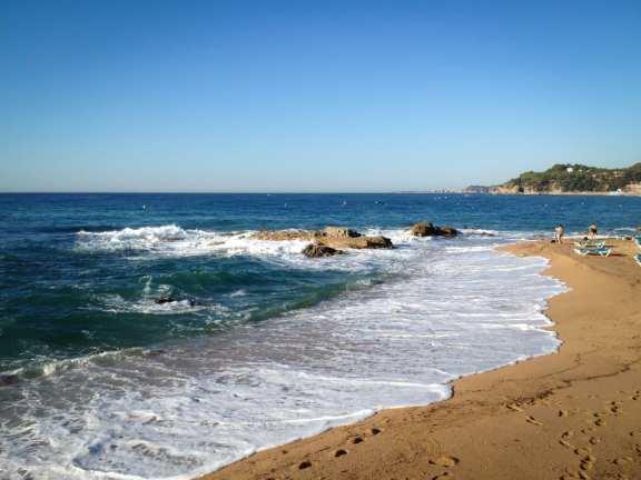 Lloret de Mar Coast