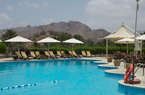 Hatta and Mountains