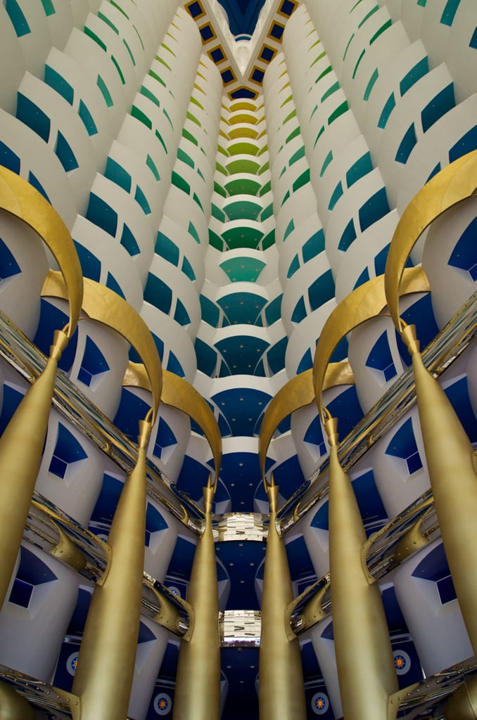 Visiting The Burj Al Arab The Worlds Most Luxurious