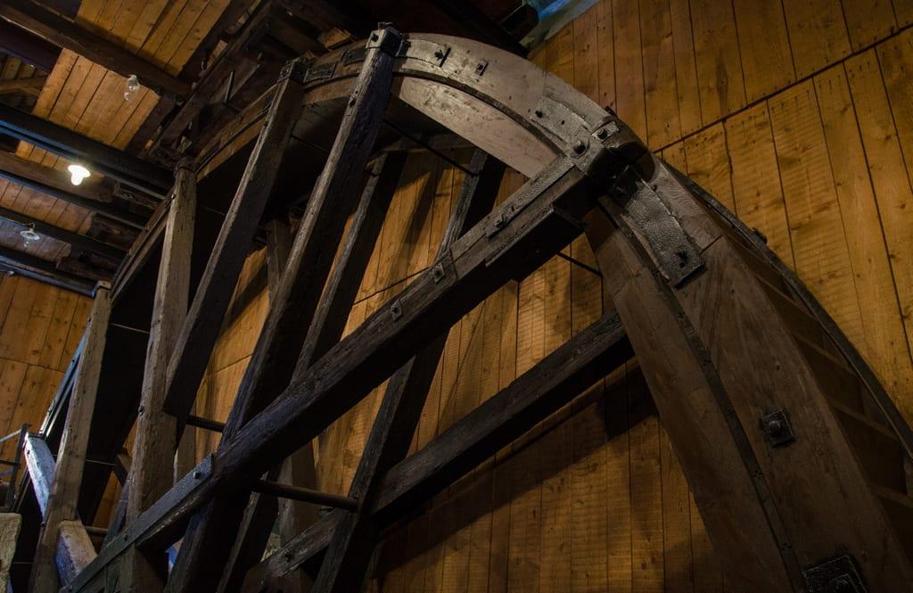 Idrija Water Wheel
