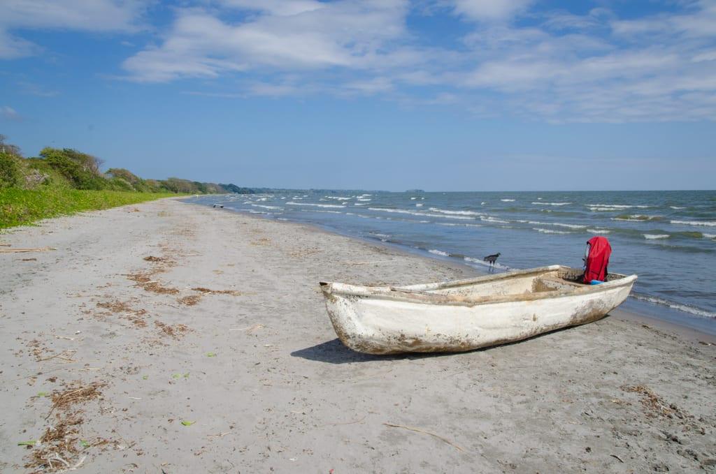 Playa Santa Cruz Beach Ometepe