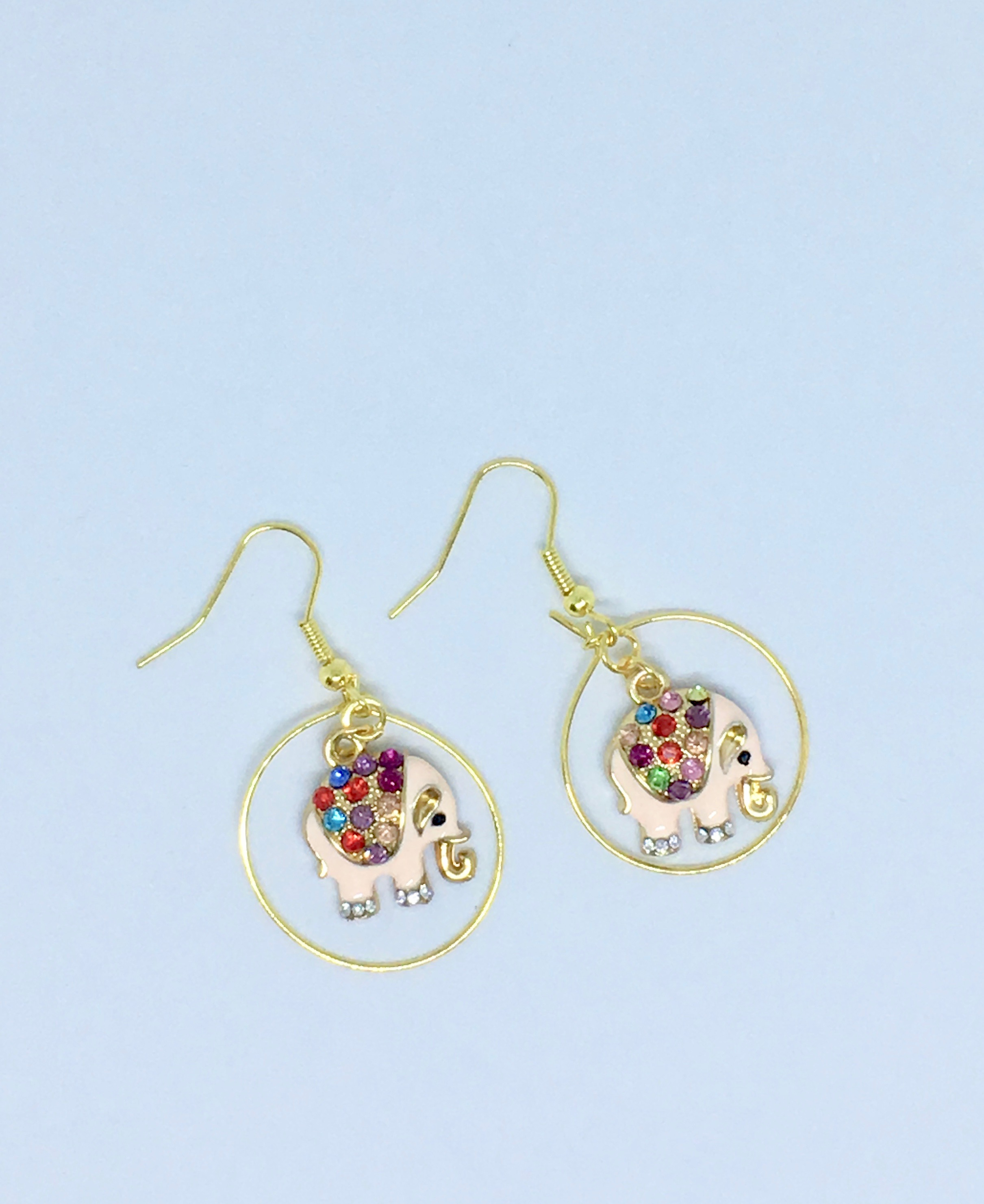 earrings miss baby apple products hello elephant