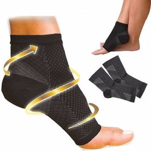 Foot Angel Anti Fatigue Compression Sleeve For Plantar Fasciitis Relief