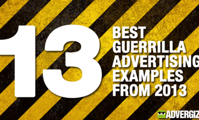 13-Best-Guerrilla-Advertising-Examples