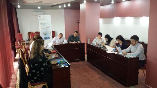 """Finalizarea sesiunilor de formare în cadrul proiectului """"CompEtent"""""""