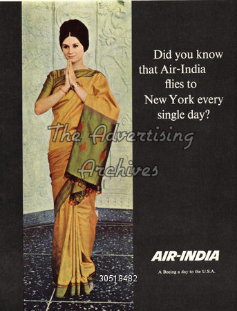 Image result for 1970s air india