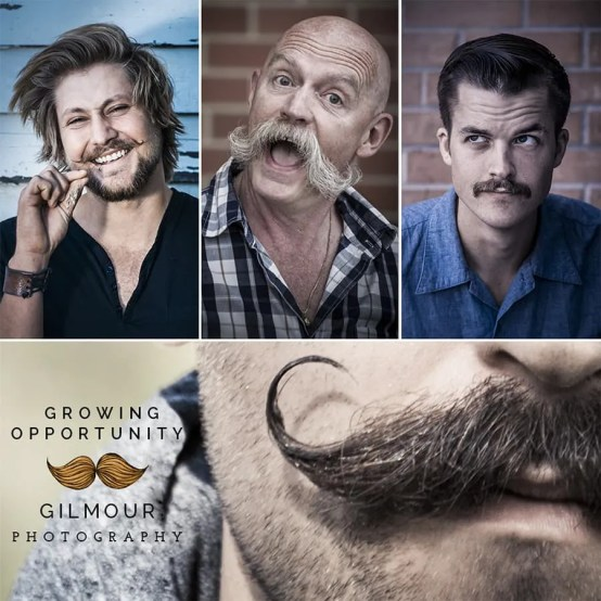 Movember Event - Gilmour Photography