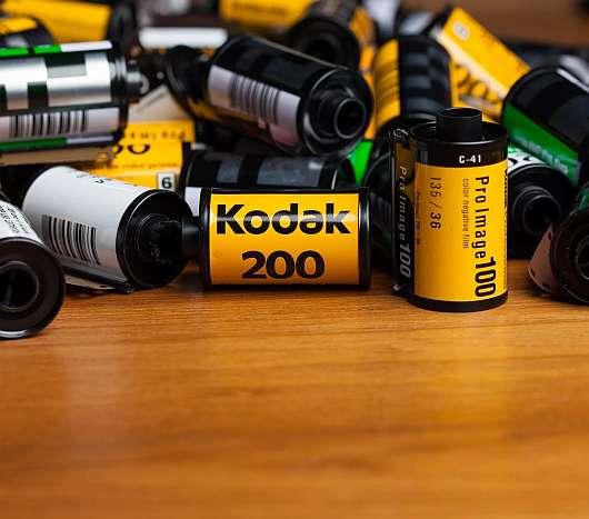 Новая жизнь компании Kodak. Помогут ли лекарства восстать ...