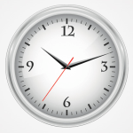 clock image 420