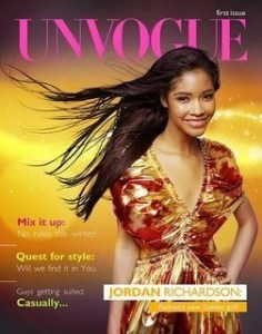 A Look Behind the Scenes at UNVOGUE Magazine