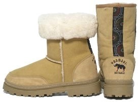 Warmbat Eco-Friendly Sheepskin™  boots