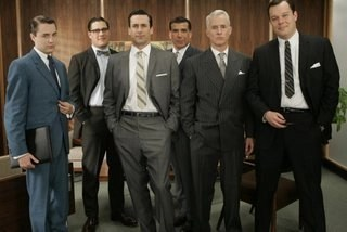 Four Easy Ways to Get the Mad Men Look This Season
