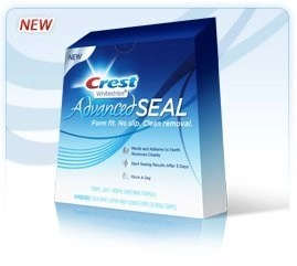 Clever DIY Advanced Seal Whitestrips by Crest