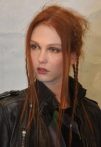 Alexandre Herchcovitch Backstage Beauty – NYFW Fall 2010
