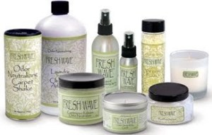 Fresh Wave is a New Way to Attack Odors