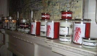 nest candles