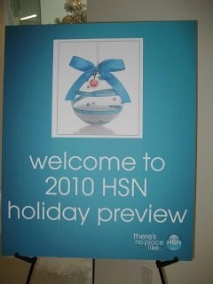 HSN Holiday Preview & Ornaments for a Good Cause