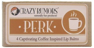 Psst!  Pass in on:  Crazy Rumors Makes a Cute V-Day Gift