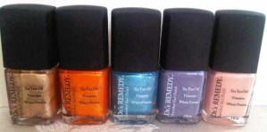 Just What the Doc Ordered for Bright, Summer Nails: Dr.'s Remedy