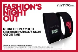 Be the Envy of Friends During Fashion Week and Fashion's Night Out