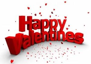 Valentines-Day words
