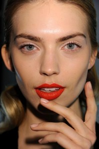 Backstage Beauty- Nail News NYFW from Creative Nail Design @cnd