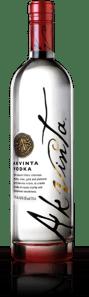 Super-Premium Akvinta Vodka Smooths and Satisfies