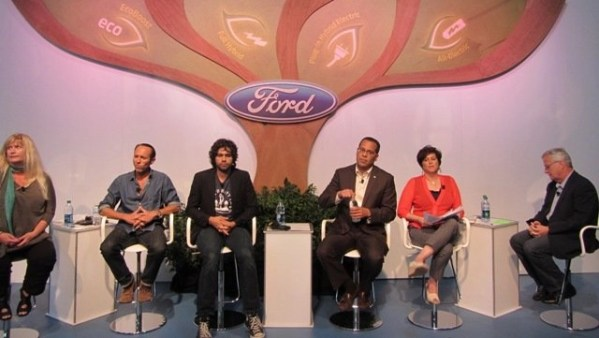 Go Further With Ford Today, and in the Future #GoFurther @Ford