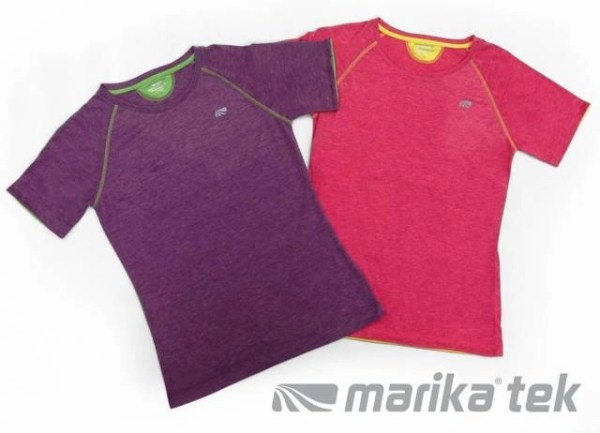 Marika Makes a Tee that Takes Color and Performance Up A Notch