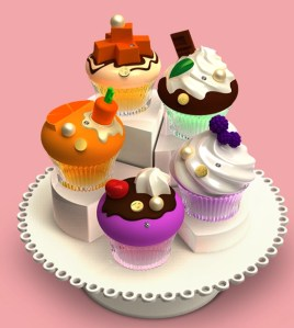 "Alice & Peter's Delightful Perfume""Cupcakes"" Won't Pack on Pounds"